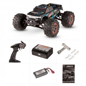 Coche RC Monster Truck XLH 1/10 46Km/h (Brushed)