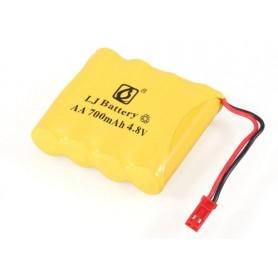Batería Ni-CD 4,8V-500mAh (BEC)