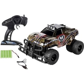 TRUCK WOLF PACK 1/10 RTR 2.4GHZ REVELL
