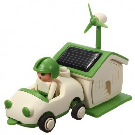 Kit Coche Solar Green Life