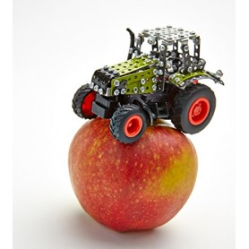 Kit construcción Tractor metálico TRONICO CLAAS AXION 850 1/64
