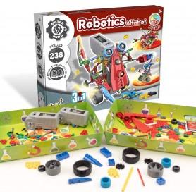Juguete educativo Robotics Alfabot 3 en 1