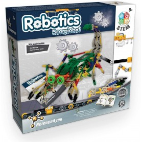 Juguete Educativo Robotics Scorpiobot Multi9