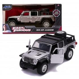 Coche en miniatura Jeep Gladiator Fast&Furious 1/32