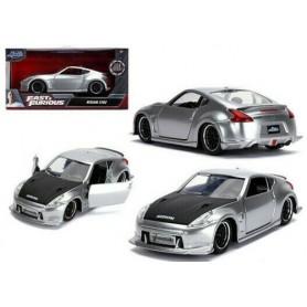 Coche en miniatura Nissan 370Z Fast&Furious 1/32
