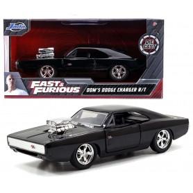 Coche en miniatura DOM'S DODGE Charger Fast&Furious 1/32