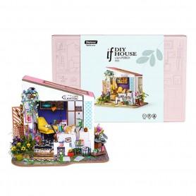 Maqueta madera DIY House Lily's Porch Robotime 1/24