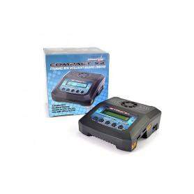 Cargador PowerPal Compact x4 Etronix AC/DC (para 4 baterías)