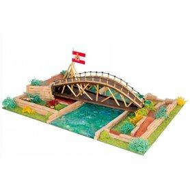 Puente de Leonardo Da Vinci Keranova