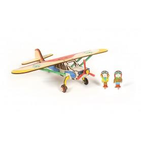Maqueta para niños Avión Falcon Occre Junior