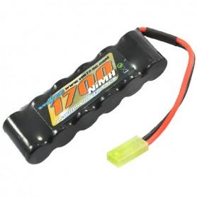 Batería Ni-MH Voltz 7,2V-1700mAh (Tamiya)