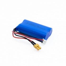 Batería Litio-ion 7,4V 2000mAh para HUINA 1580, 1583 y 1561