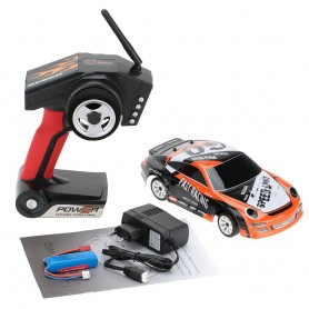Coche RC Touring Wltoys 1/24 40Km/h (Brushed)