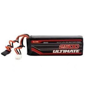 Batería LIFE Receptor Ultimate Racing 6,6V-2500mAh (JR)