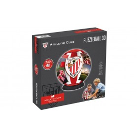 Puzzleball Balón 3D Athletic Club Bilbao (240pz)