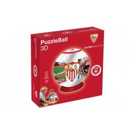 Puzzleball Balón 3D Sevilla FC (240pz)
