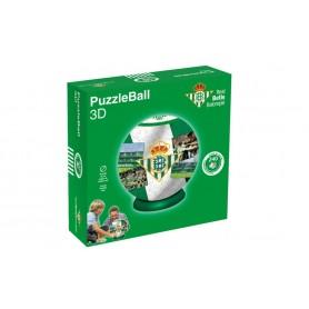 Puzzleball Balón 3D Real Betis FC (240pz)