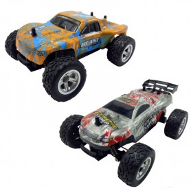 Pack 2 Coches RC GLADCARS (Monster Truck + Short Course)