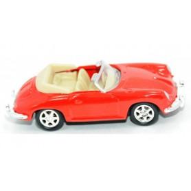 Coche en Miniatura Porsche 356B Welly 1/24