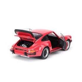 Coche en Miniatura Porsche 911 Turbo 3.0 1974 Welly 1/24