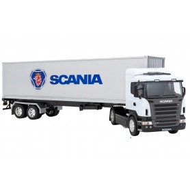 Camión en Miniatura SCANIA R470 Welly 1/32