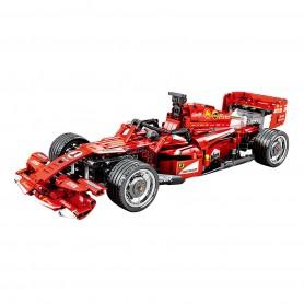 Bloques de Construcción Coche Fórmula 1 FRR-F1 Techinque SEMBO Block (585 pz)