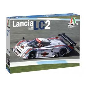 Maqueta Coche Italeri Lancia LC2 1/24