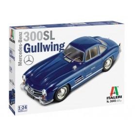 Maqueta Coche Italeri Mercedes-Benz 300 SL Gullwing 1/24