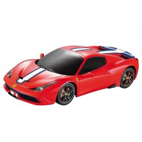 Coche teledirigido MONDO MOTORS Ferrari 458 Speciale 1/24