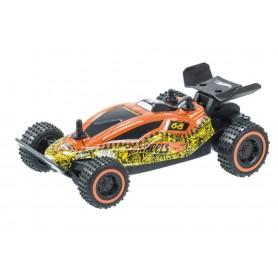 Coche Teledirigido Buggy Mondo Motors HOT WHEELS 10Km/h 1/28