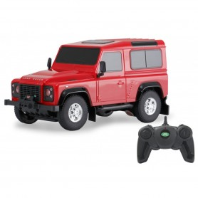 Coche teledirigido Jamara Land Rover Defender 1/24 7Km/h