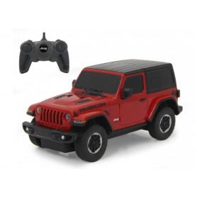 Coche teledirigido Jamara Jeep Wrangler 1/24 7Km/h