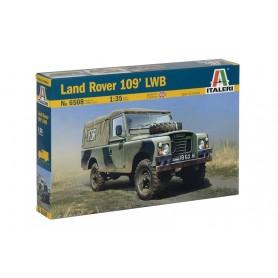 Maqueta de Coche Italeri LAND ROVER DEFENDER 109' LWD 1/35