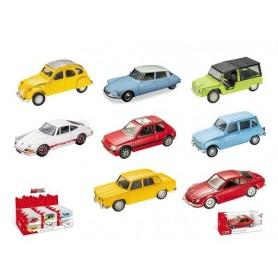 Coche Clásico Surtido Mondo Motors 1/43