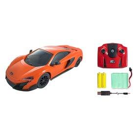 McLaren 675LT Coupé Naranja 1/24