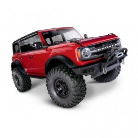 Coche RC Crawler Traxxas TRX-4 Ford Bronco 2021 1/10 (Brushed)