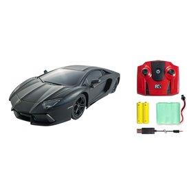 Lamborghini Aventador LP 700-4 Negro 1/24