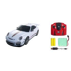 Porsche 911 GT3 RS blanco 1/24