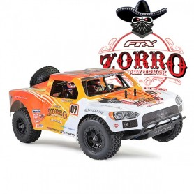 Coche RC Short Course FTX ZORRO 1/10 70Km/h (Brushless)