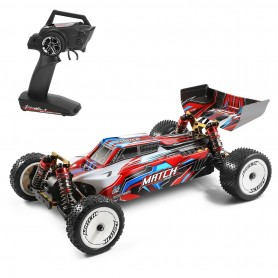 Coche RC Buggy Wltoys MATCH 1/10 60Km/h (Brushed)
