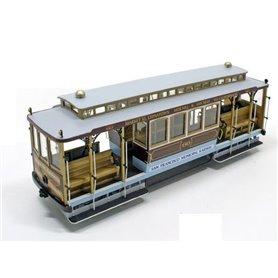 Tranvia Cablecar San Francisco - OCCRE