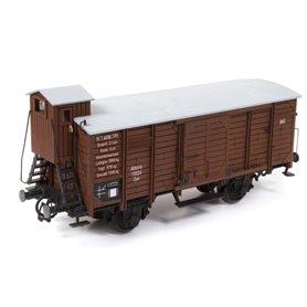 Vagon mercancías - OCCRE