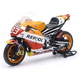Moto GP HONDA REPSOL RC213V (Marc Márquez) 1/12