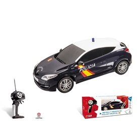 Renault Megane RS policia nacional 1/14 rc Mondo