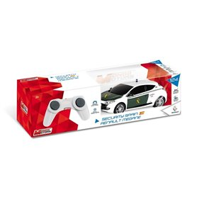 Renault Megane RS guardia civil 1/14 rc Mondo