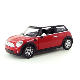 MINI COOPER 1:24 NEW RAY