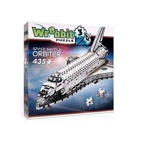 Wrebbitt - Puzzle 3D lanzadera Discovery 435 piezas