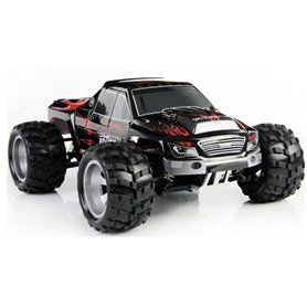 Coche rc monster truck 1/18 RTR 2,4Ghz Vortex WLToys