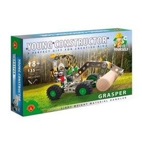 Excavadora de ruedas Gasper