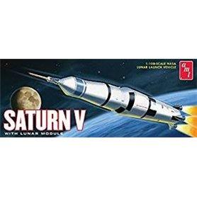 AMT Saturn V rocket Modelo Kit